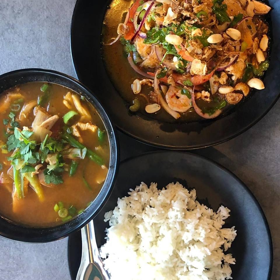 פאי מאי fai mai מסעדה תאילנדית בגן הצפון