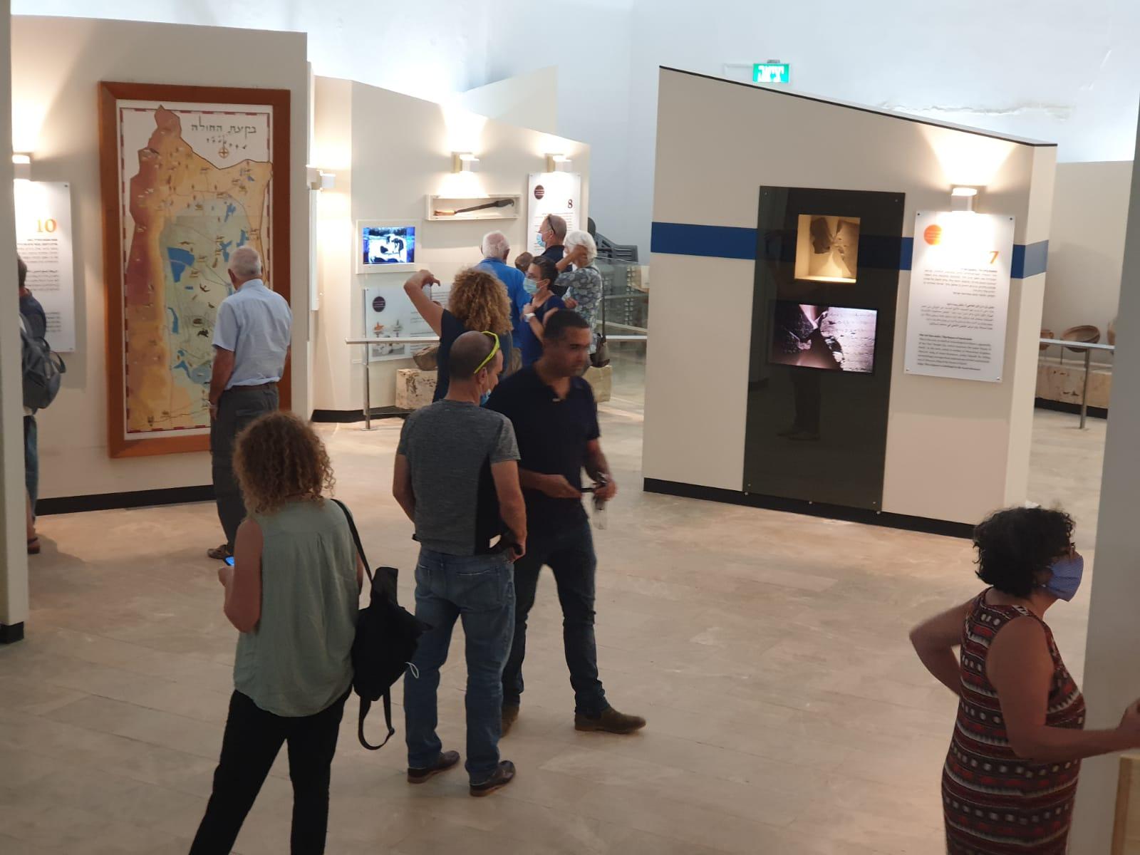 תערוכה בבית אוסישקין