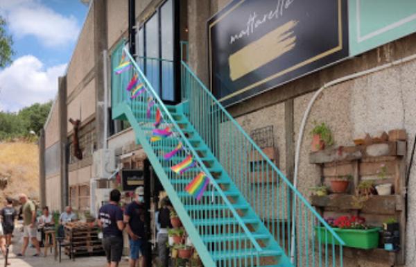 מטרלו | בית קפה ברמת הגולן קיבוץ עין זיוון