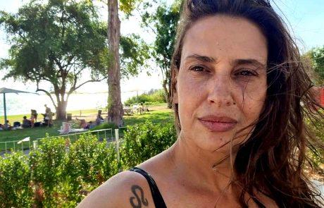 דיתי גולדשטיין מנהלת תיירות עין זיוון בחוף דוגה