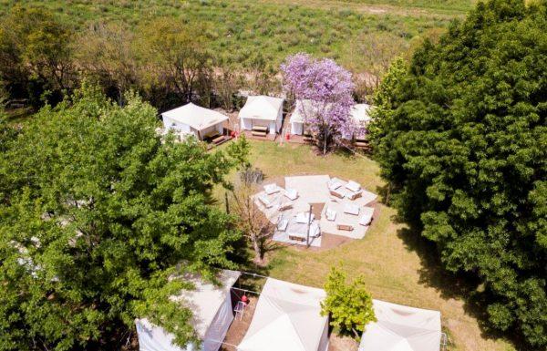 גלמפינג – מתחם הקמפינג המושקע בקייקי כפר בלום