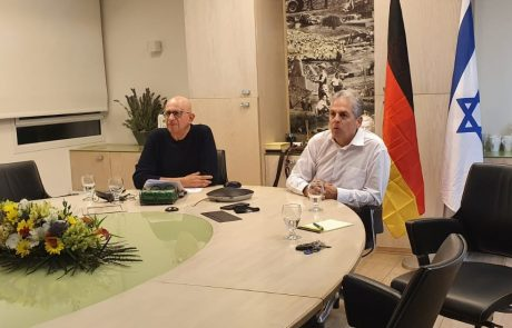 הגליל העליון מקדם שיתוף פעולה ישראלי – גרמני בנושא זיכרון השואה