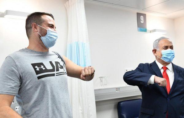 """שגב הראל משדה נחמיה, בוגר """"עמק החולה"""", הוא נסיין חיסון הקורונה הראשון"""