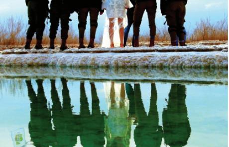 תערוכה – 'הבטחתם יונה' – קבוץ דפנה