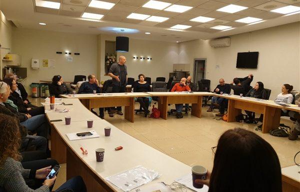 קורס ראשון מסוגו להכשרת פרויקטורים בקהילות צומחות