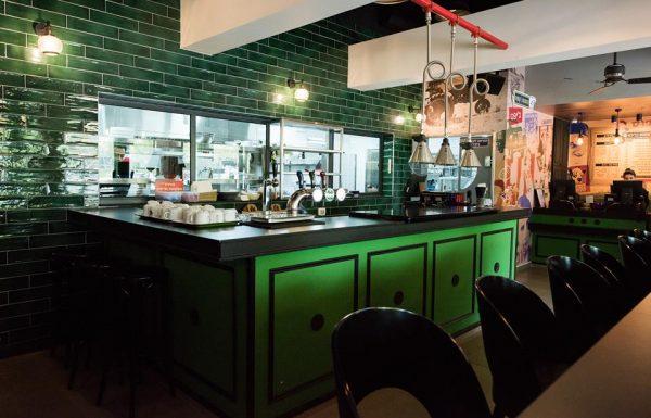 קלומפוס – מסעדת בשרים בסגנון דיינר אמריקאי גן הצפון